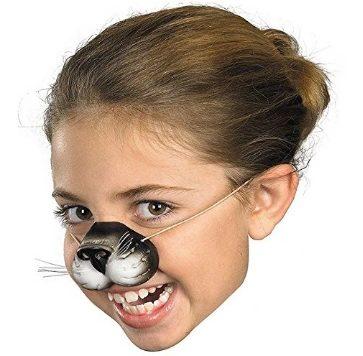 black-cat-costume-nose