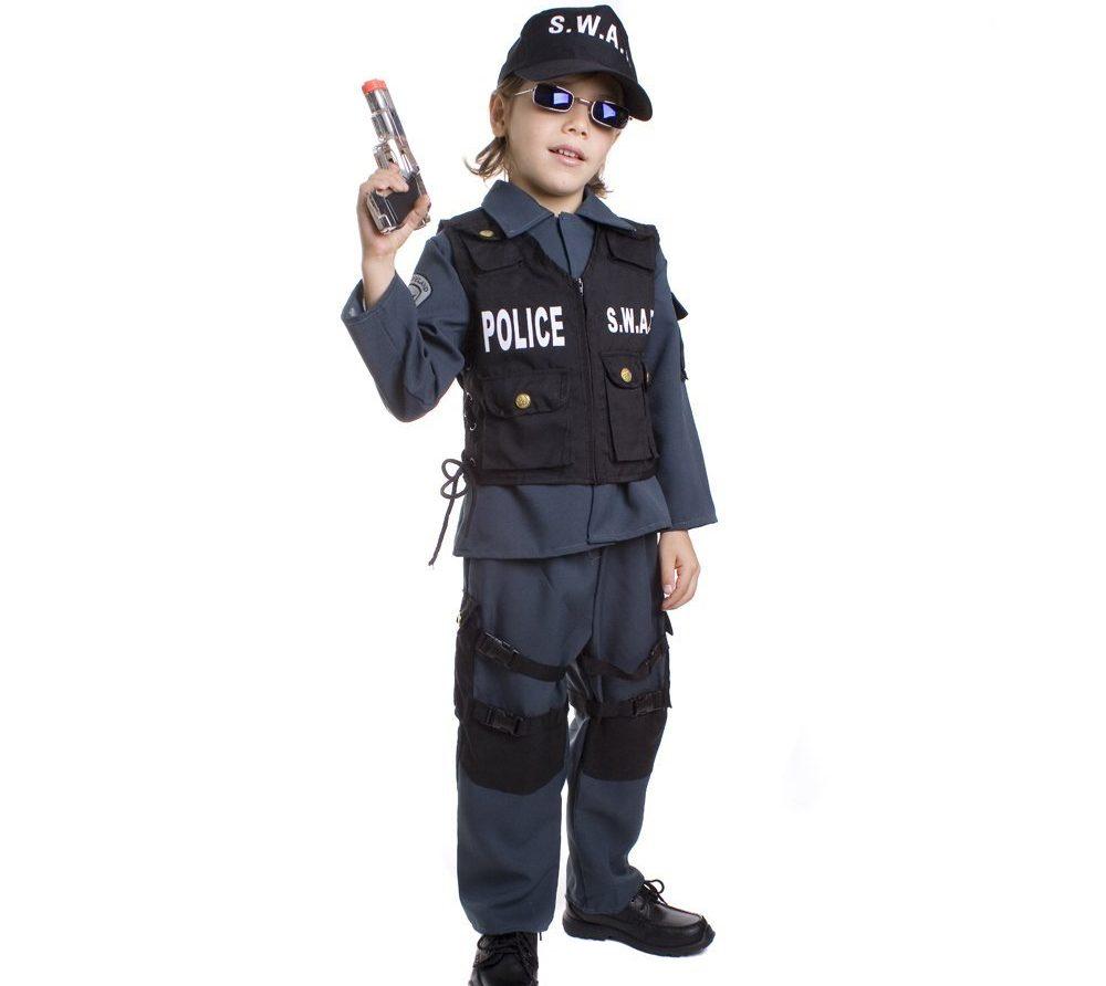 Free online police officer games for kids