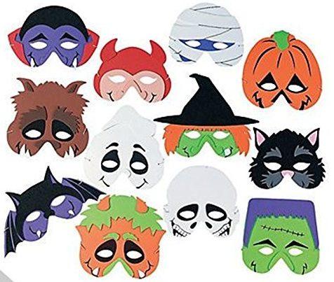 foam-halloween-masks