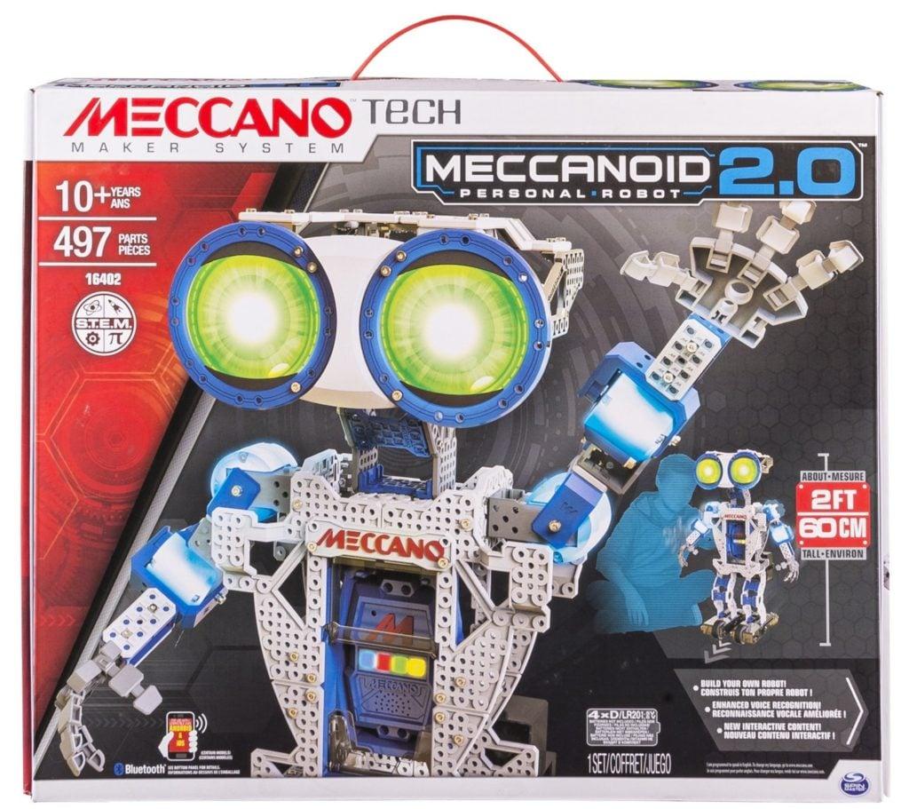 Meccano Toys Meccanoid 2.0 Personal Robot