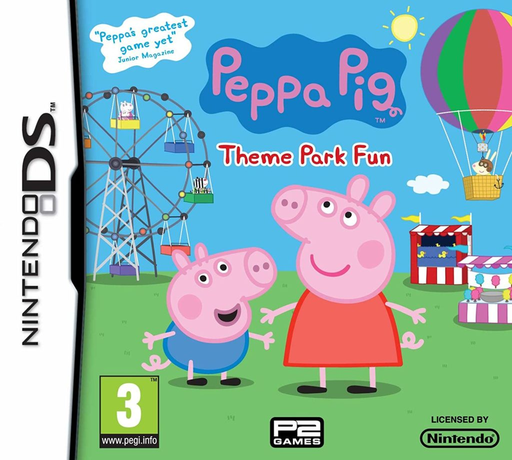 Toy Game On Ds : Fun and educational peppa pig games toys for pre