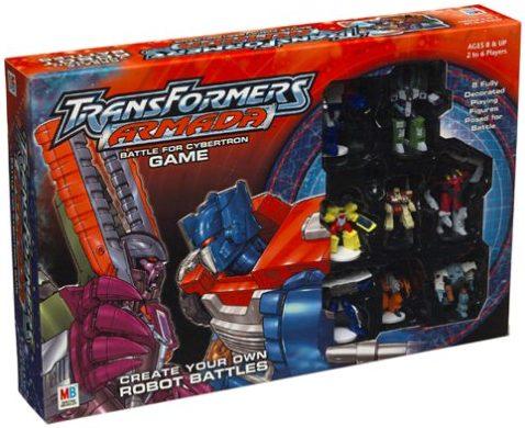 Transformers Games - Transformers Armada Battle for Cybertron