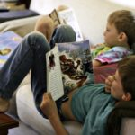 Aliteracy: 3 Signs Boys Have It (and what you can do about it!)