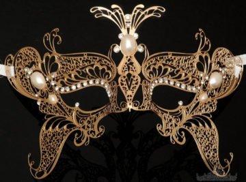 Girls Masquerade Mask