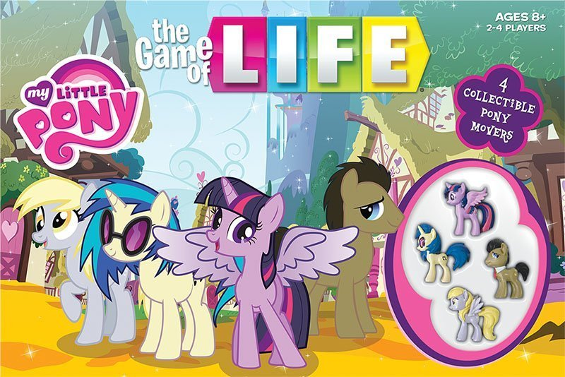 My Little Pony: The Game of Life