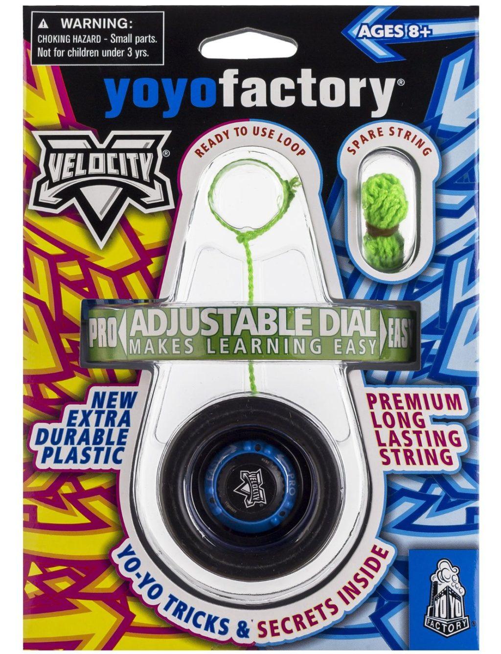 YoYoFactory Velocity Responsive & Unresponsive Adjustable Yoyo