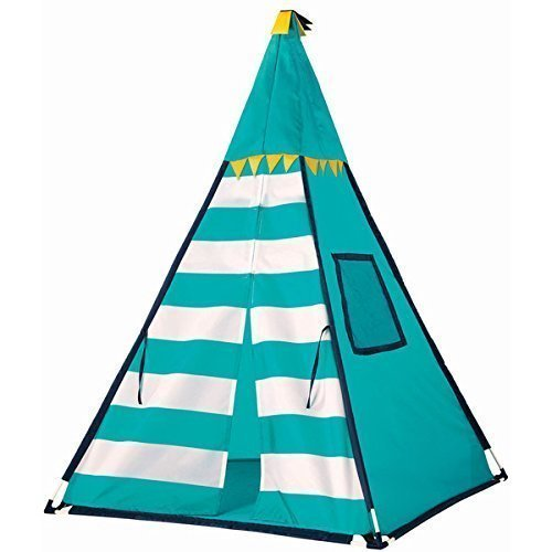 Discovery Kids-Turquoise-Adventure Teepee