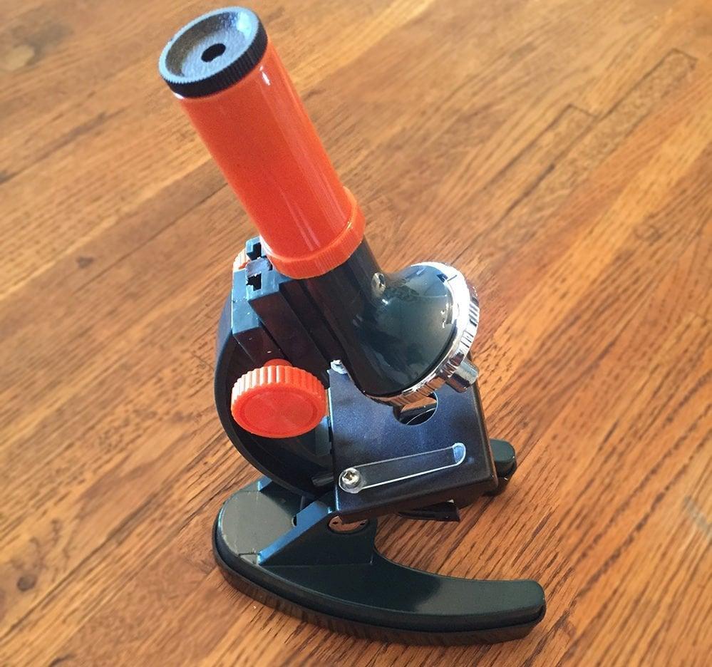 Levenhuk Science Kit Microscope