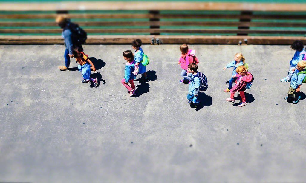 Risk-Taking Mindsets: Montessori Scientists in the Field