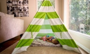 7 Kids Teepee Choices for Imaginative Play
