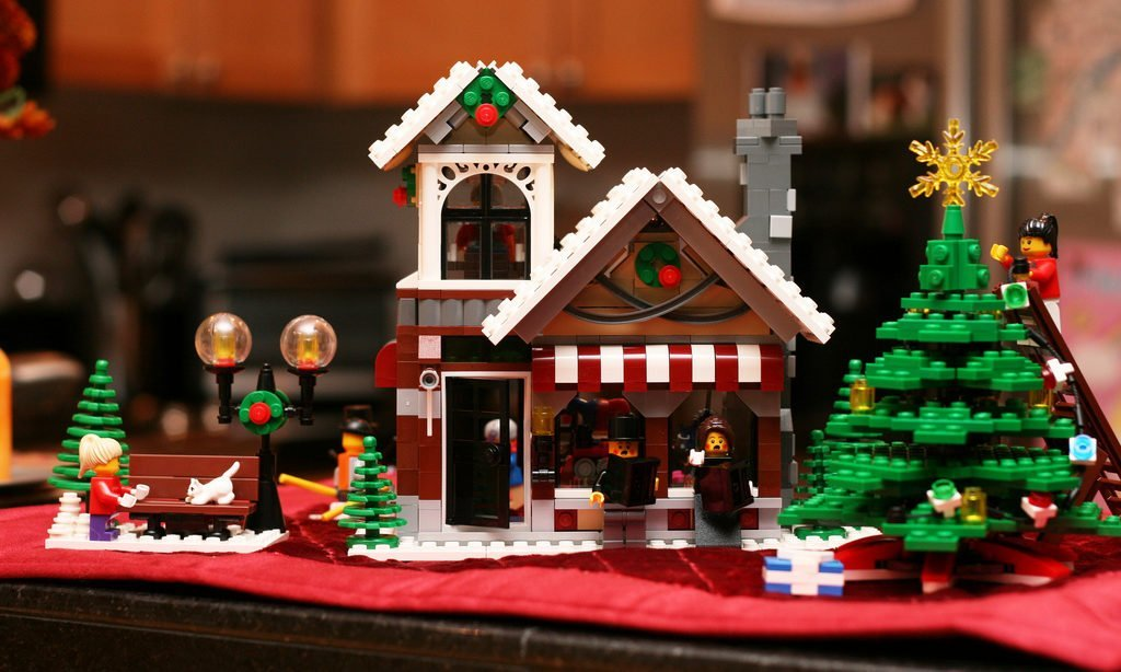 11 Lego Christmas Toys for Festive Building Fun