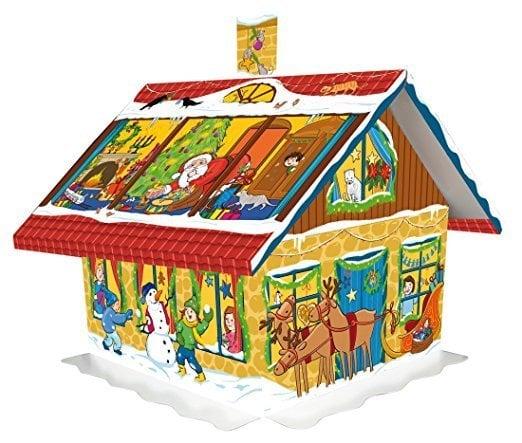 3D House Advent Calendar