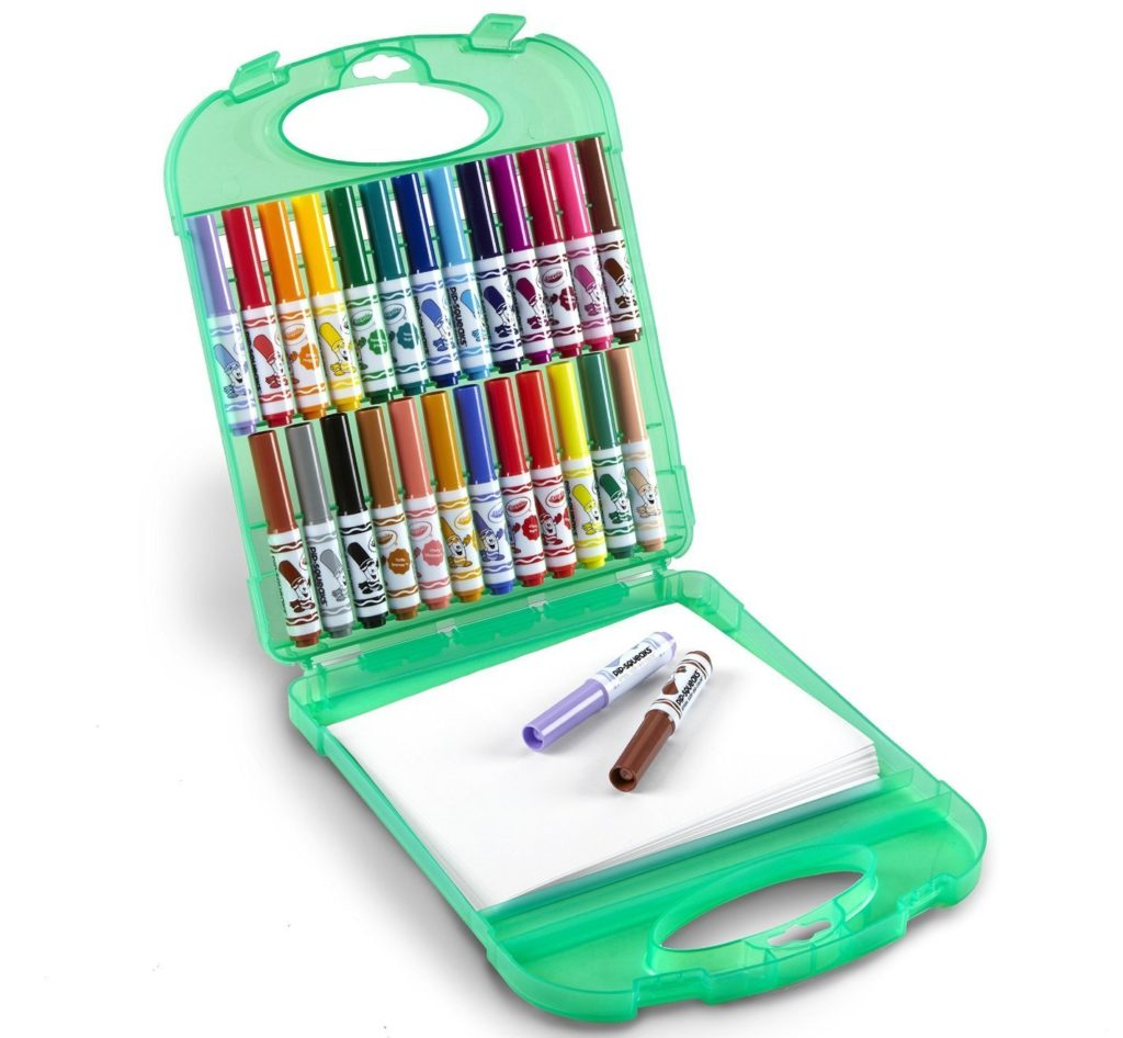 Crayola Pip-Squeaks Washable Markers Kit - art sets