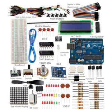 SunFounder Arduino Super Starter Kit