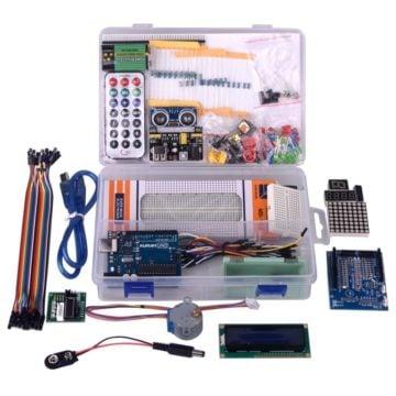 Kuman Complete Arduino Starter Kit