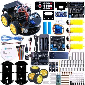 Elegoo UNO Project Smart Robot Car Kit - Arduino starter kit