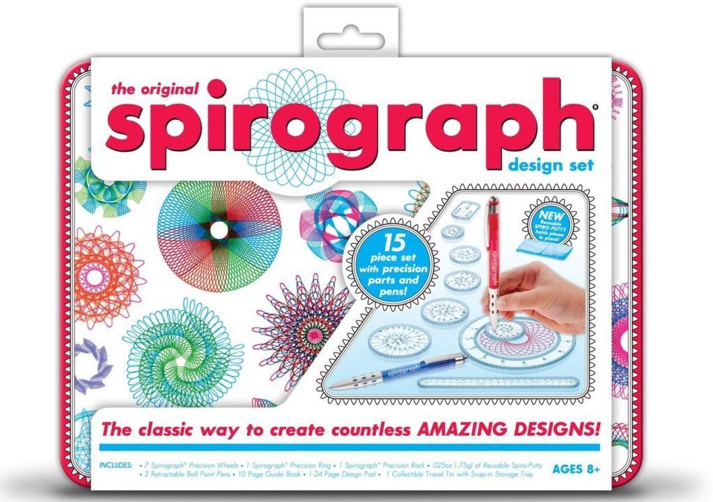 Spirograph Design Tin Set - art sets