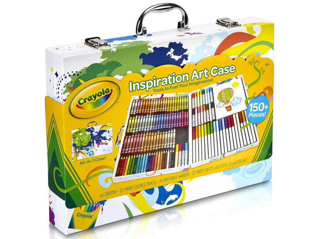 Crayola Inspiration Art Case - art sets