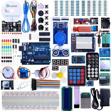 Elegoo UNO R3 Project Complete Starter Kit