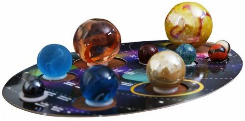 solar system marbles - photo #24