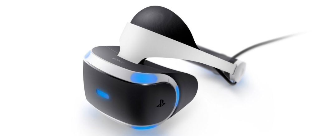 sony playstation vr glasses