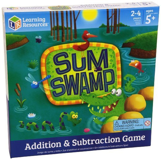 sum swamp - 9 Cool Math Games for Your Little Math Magicians