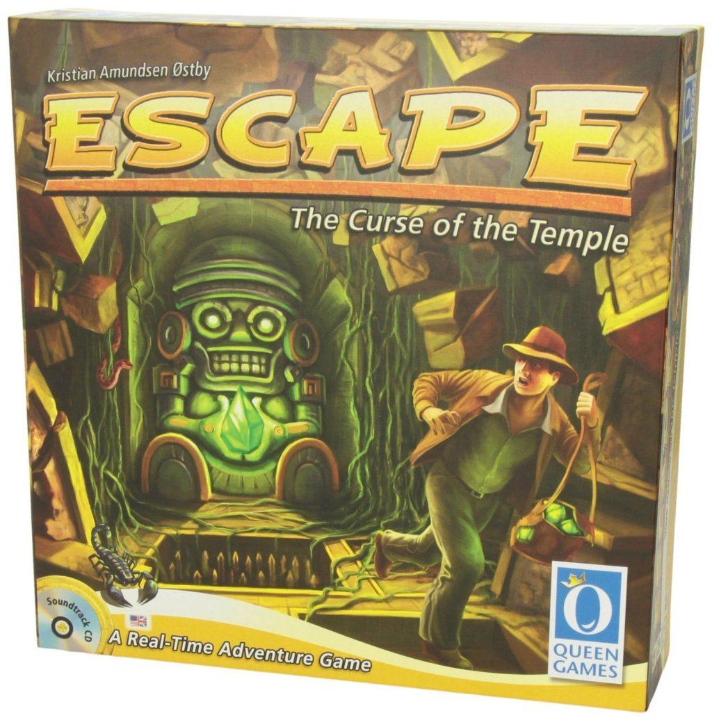 Escape The Curse of the Temple - room escape games
