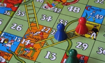 9 Snakes and Ladders Varieties: Modern, Vintage, and Out of the Box