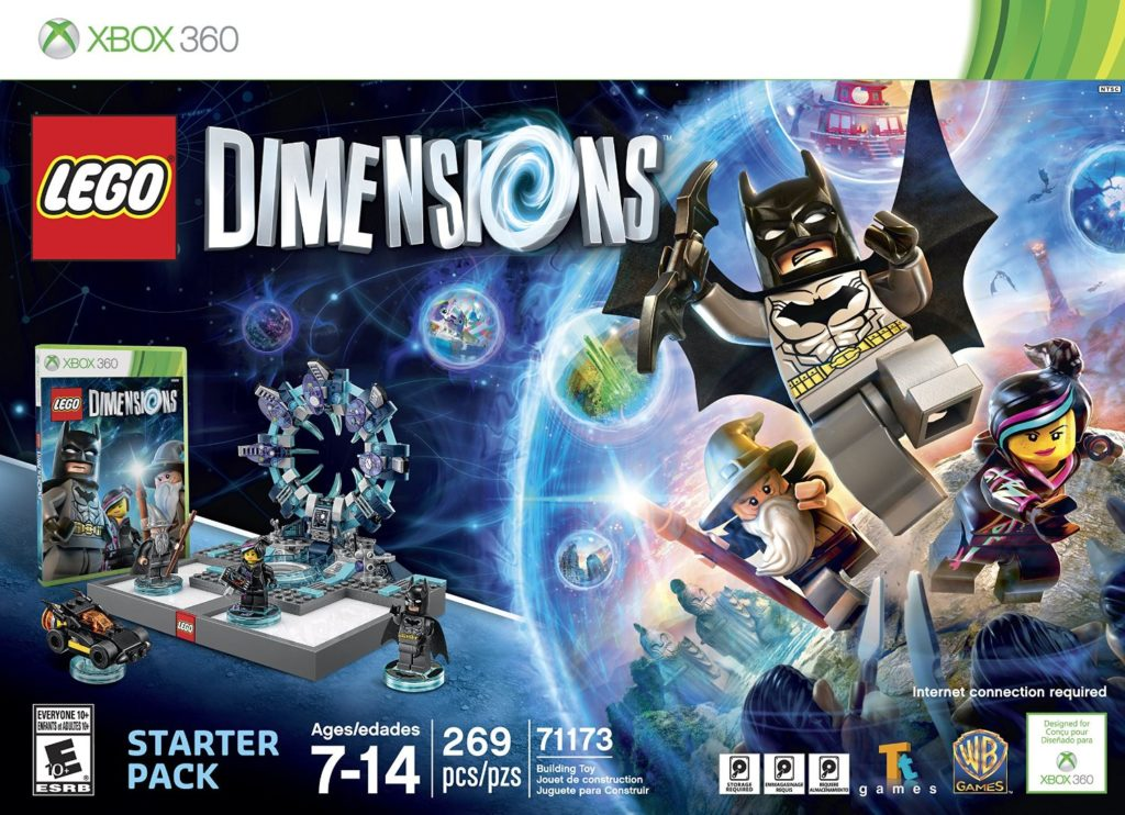 Lego Video Games - Dimensions