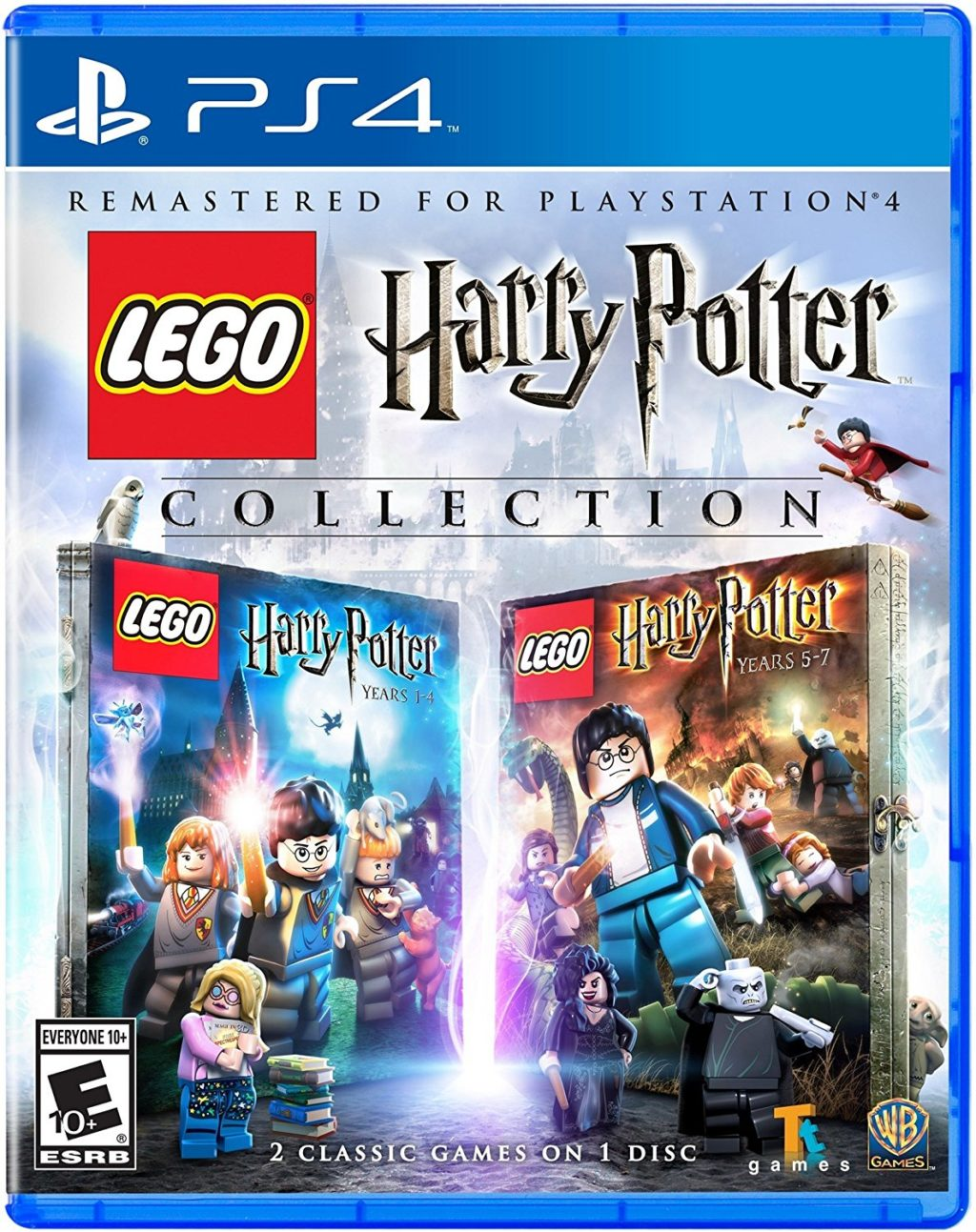 Lego Video Games Harry Potter Collection