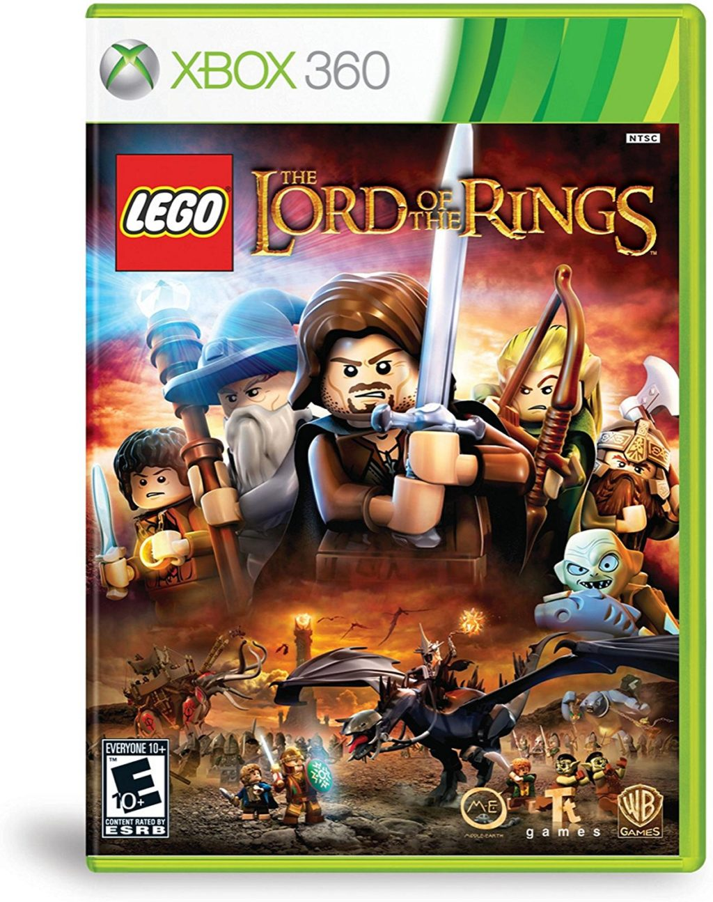 Lego Lord of the Rings 1024x1295 - 9 Best Lego Video Games