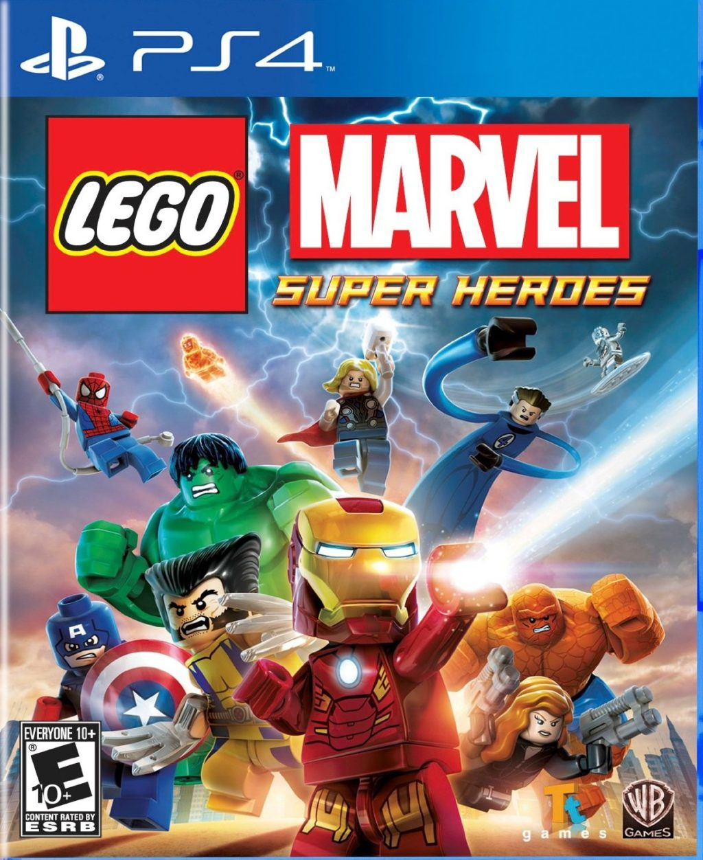 Lego Marvel Superheroes 1024x1252 - 9 Best Lego Video Games