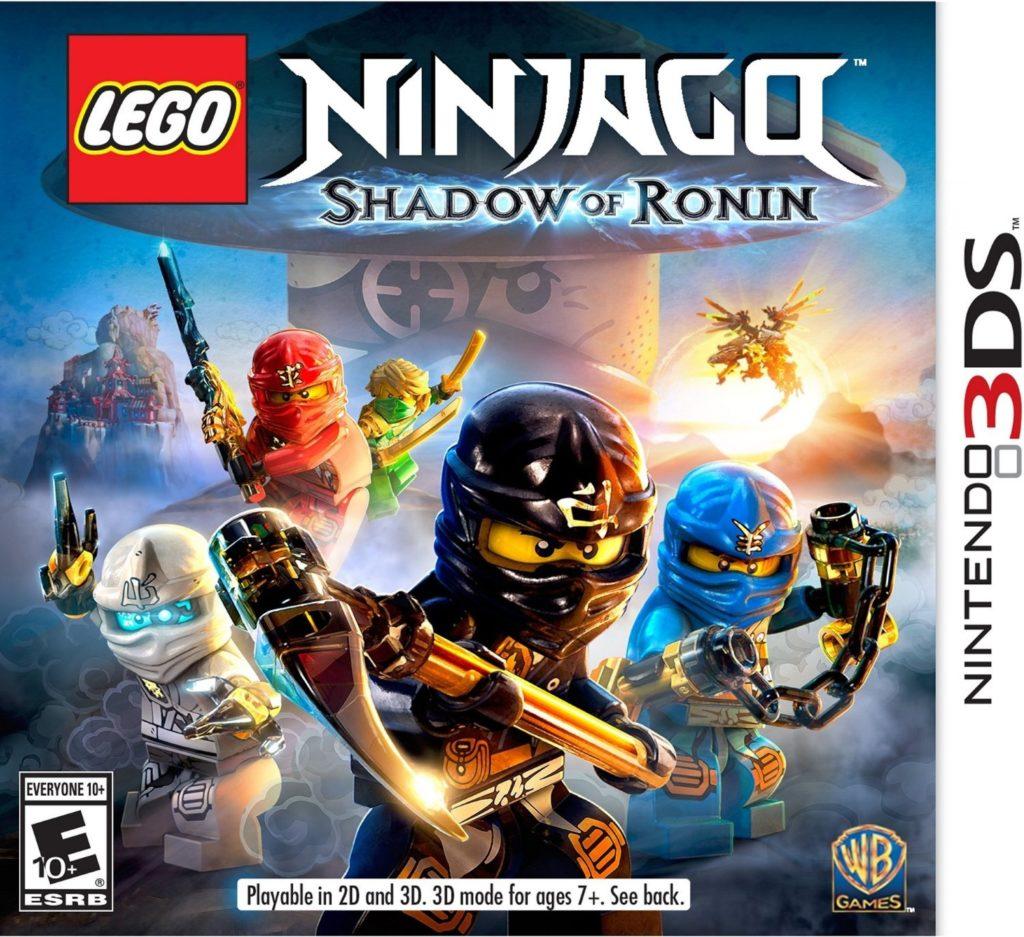 Lego Ninjago – Shadow of Ronin