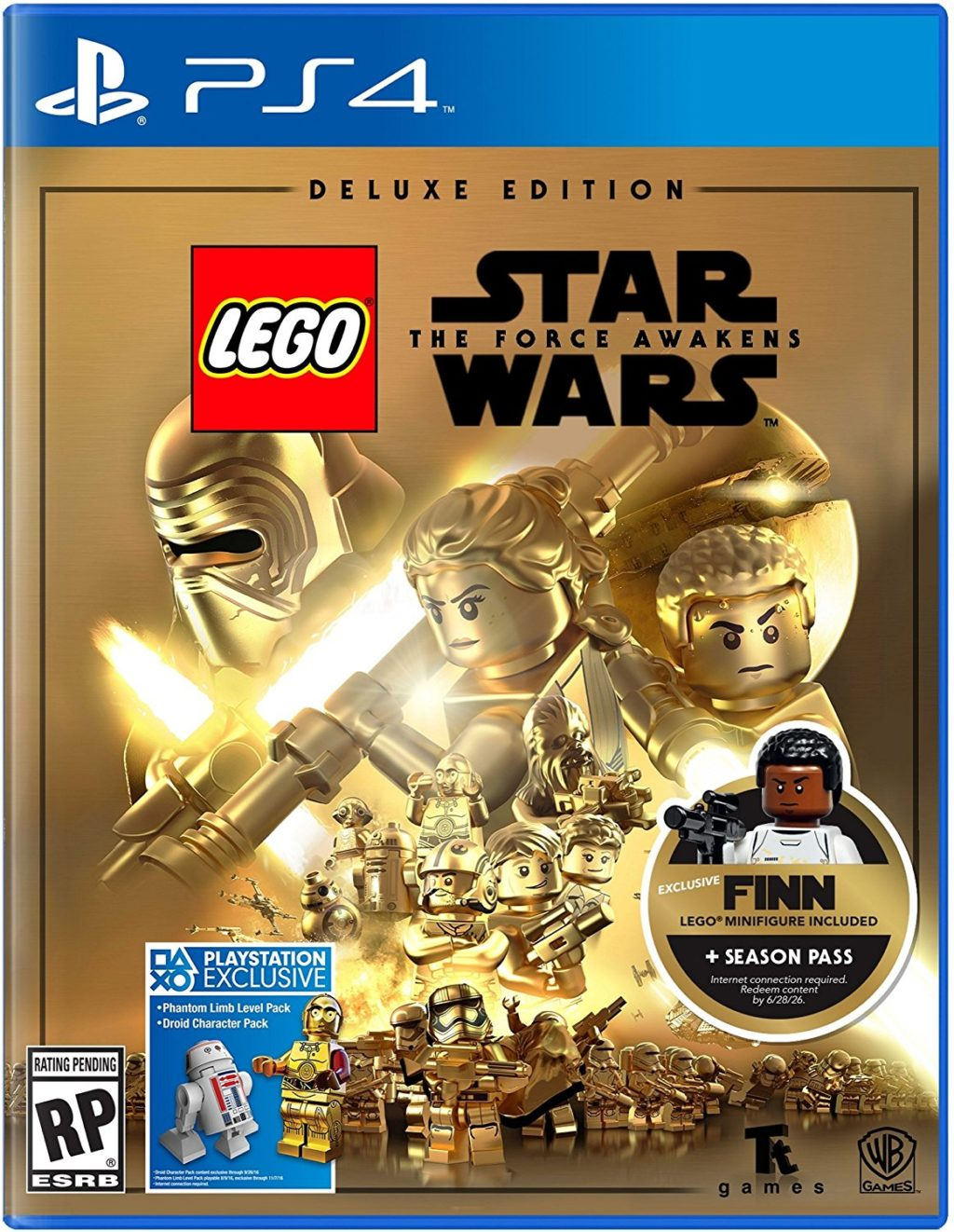 Lego Star Wars Video Games The Force Awakens