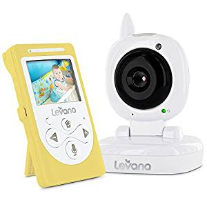Levana Sophia Digital Video Baby Monitor
