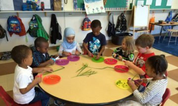 Preschool Learning Centres Provide a Basis for Lifelong Learning