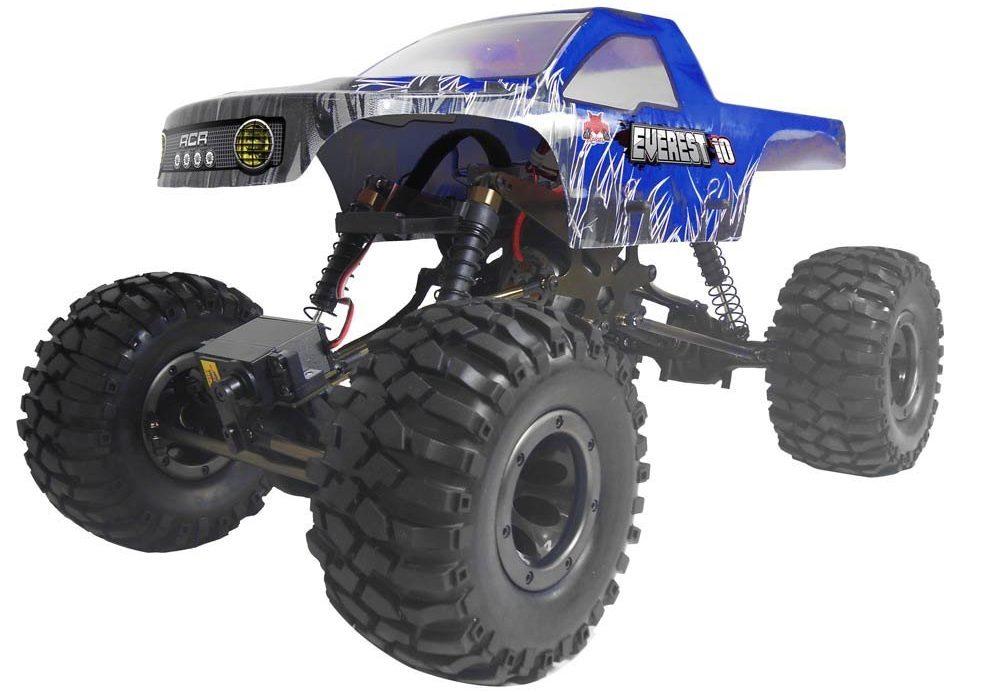 RC Trucks Redcat Racing Everest 10 Rock Crawler
