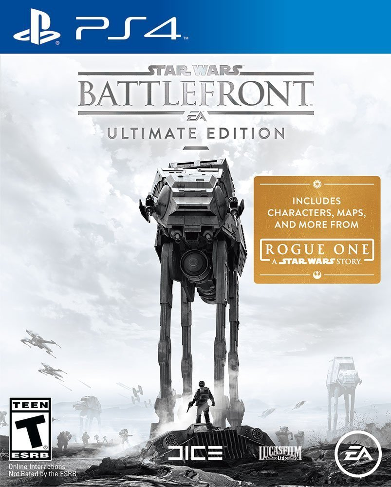 Star Wars Video Games Battlefront Ultimate Edition