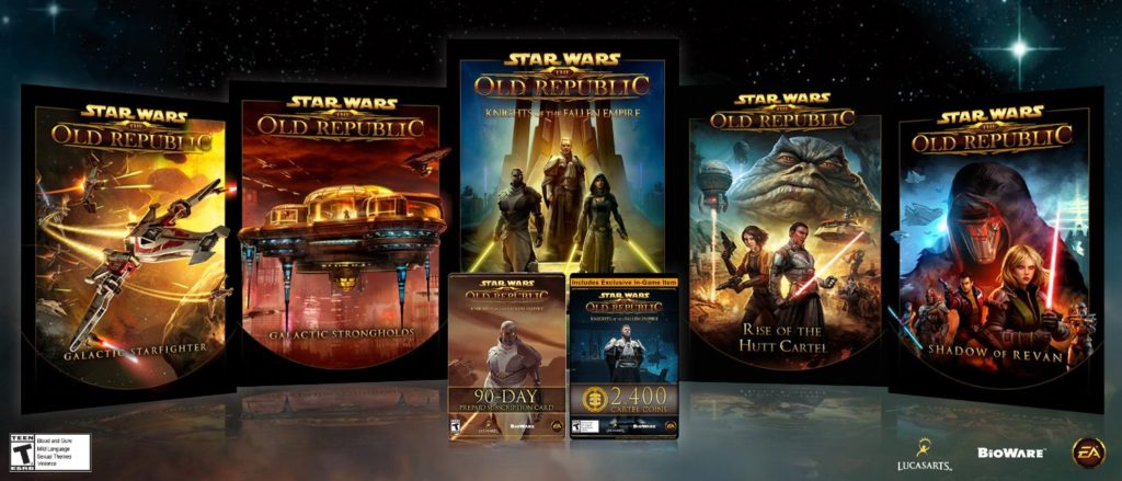 Star Wars Video Games The Old Republic