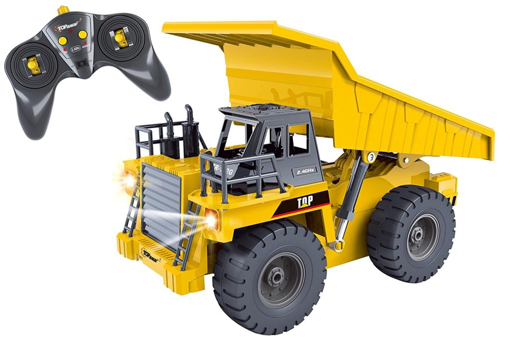 Top Race TR 112G RC Dump Truck