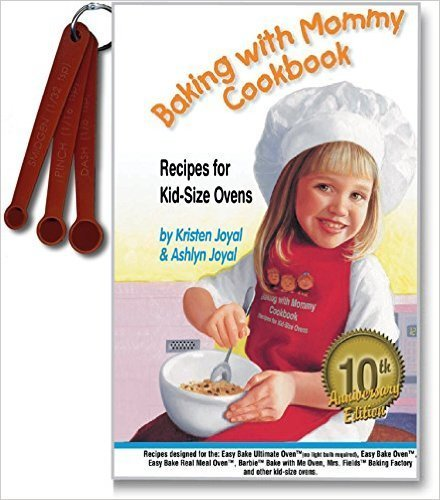 baking with mommy cookbook