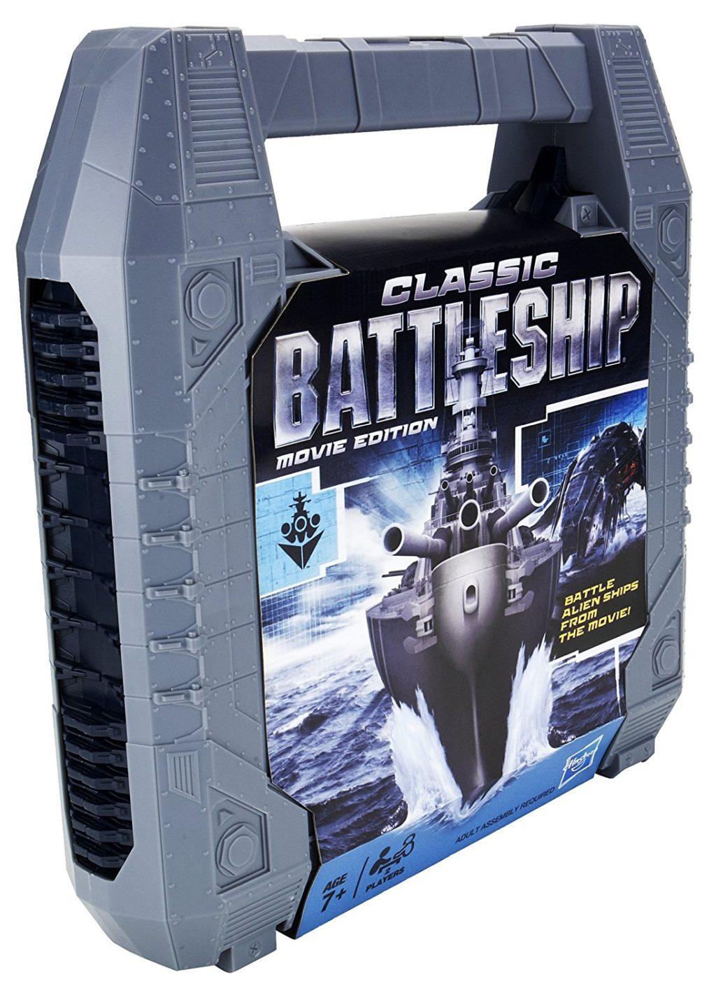 Classic Battleship Movie Edition