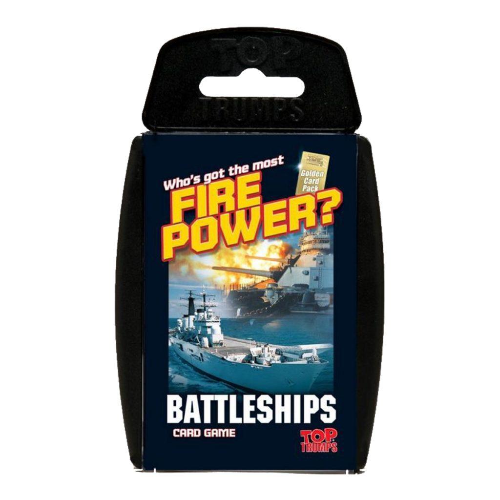 Battleships Card Game
