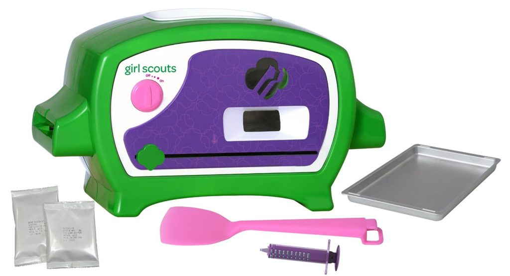 girl scouts cookie oven e1486466993634