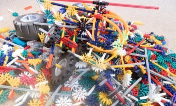 9 Hot K'Nex Sets for Children of All Ages
