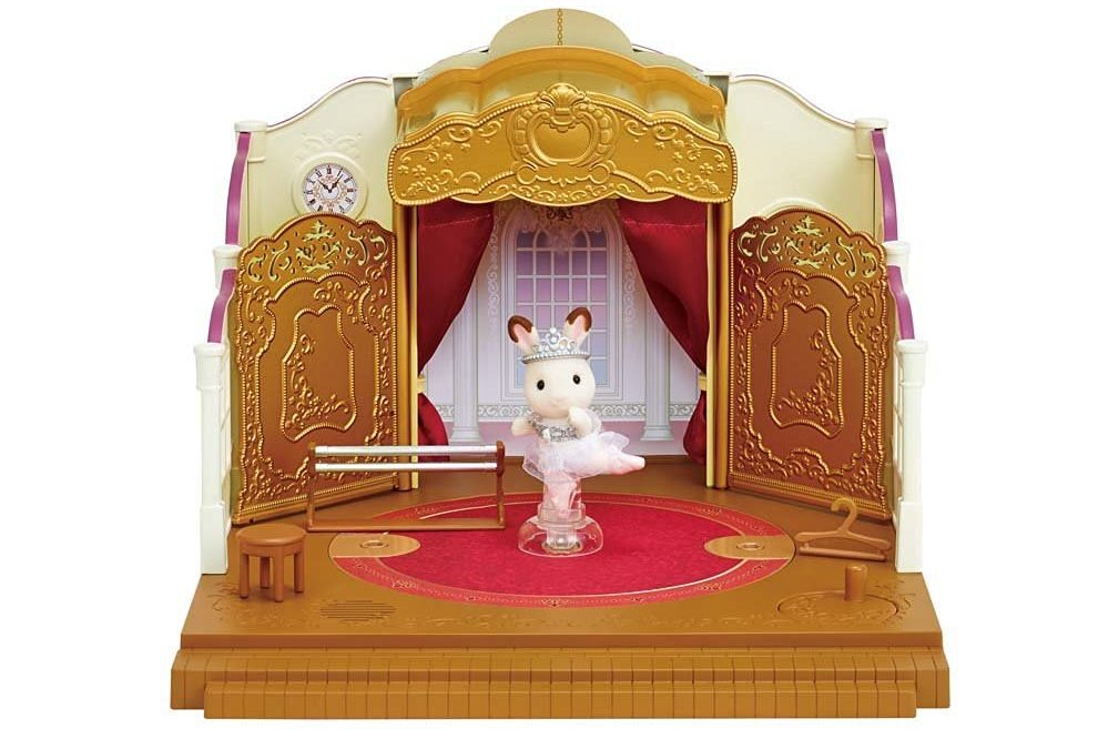 Calico Critters Ballet Theater Playhouse. Calico Critters of Cloverleaf Corners Our Ultimate Guide