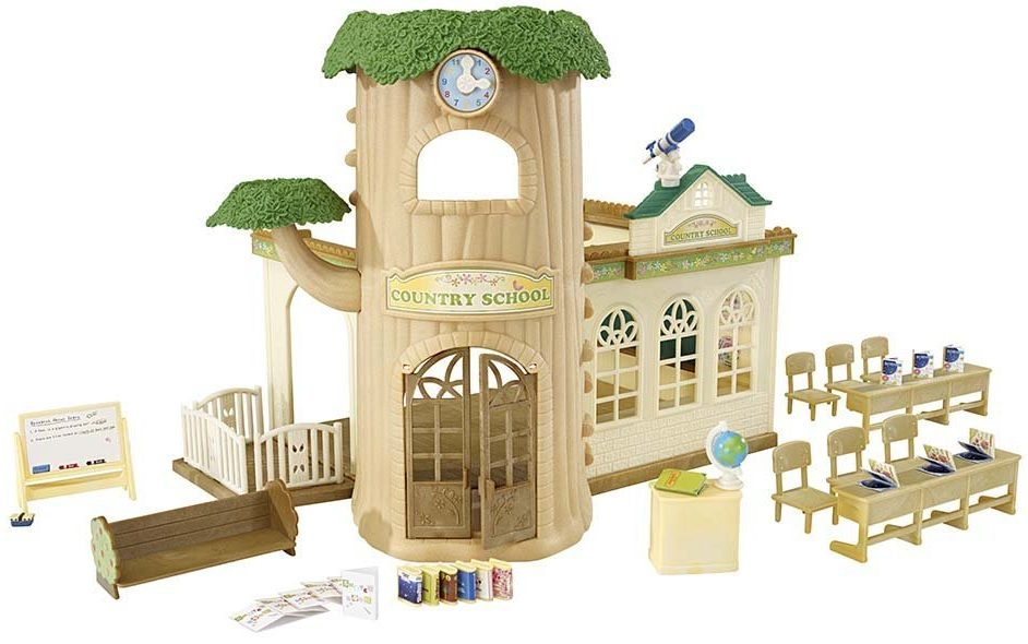 Calico Critters Country Tree School e1486029943462