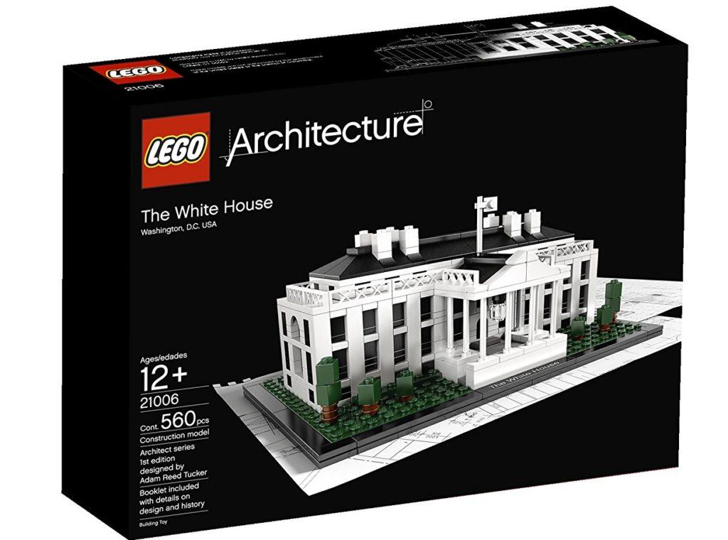 Lego Architecture The White House e1486990580481