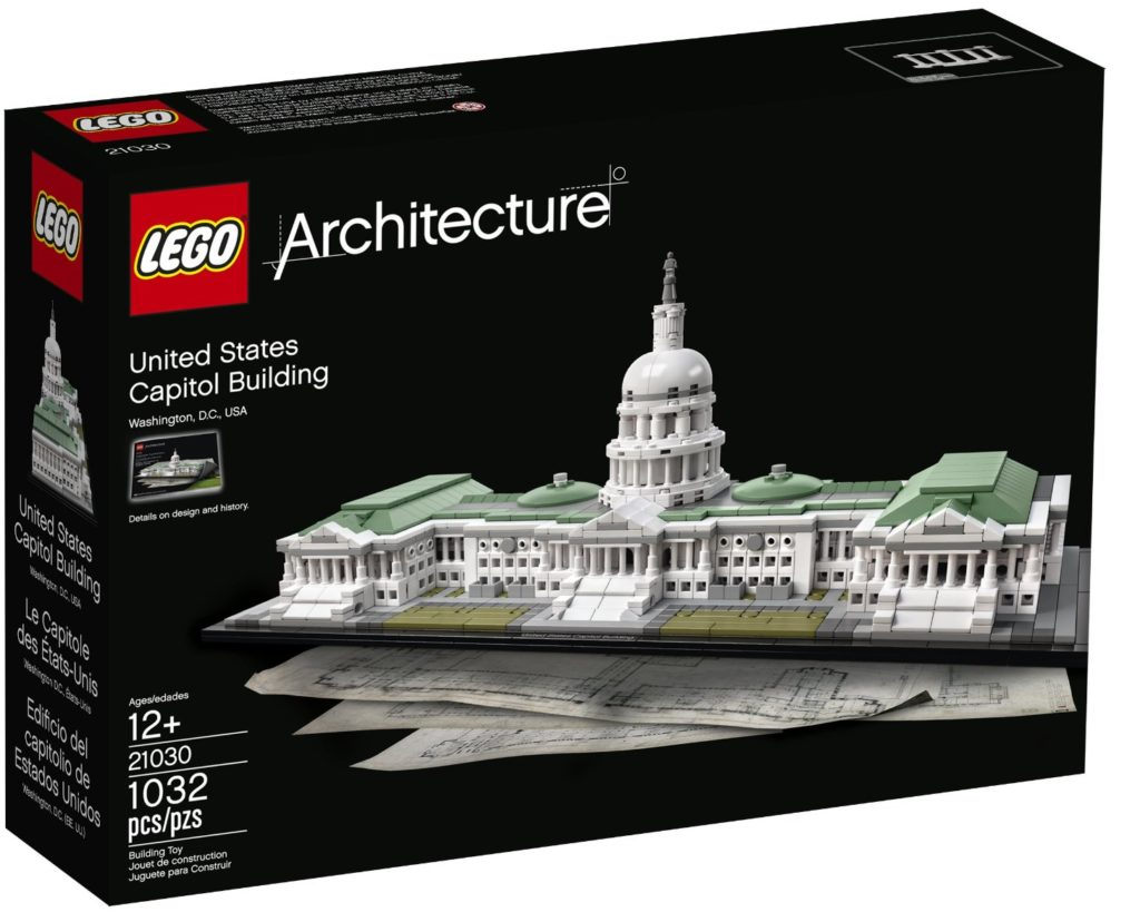 Lego Architecture US Capitol Building e1486990417208