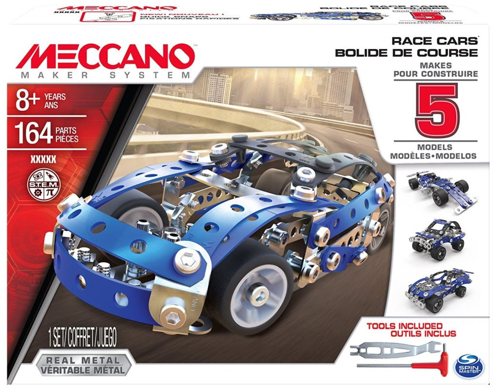 meccano roadster rc instructions
